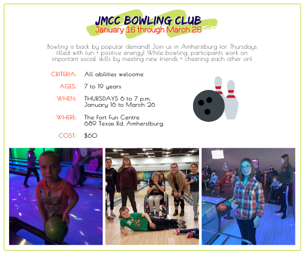 JMCC Bowling Club @ The Fort Fun Centre