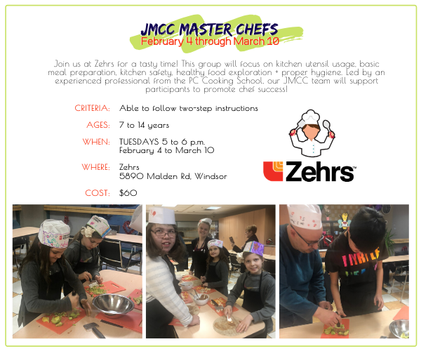 JMCC Master Chefs Course