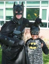 Superhero Fun Day at JMCC