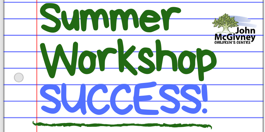 SummerWorkshopStory