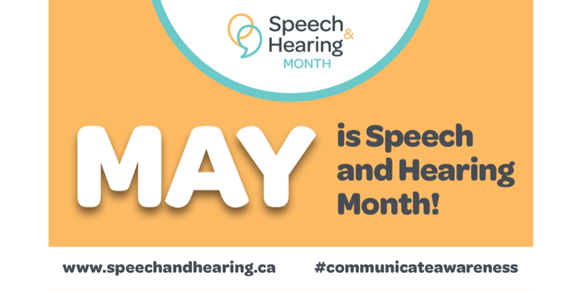 Speech and Hearing Month