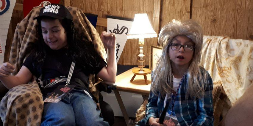 Wayne and Garth Costume